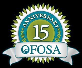 OFOSA 15yr Anniversary Seal